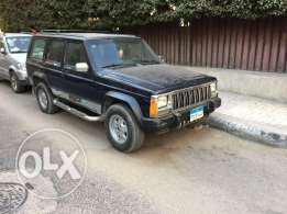 Jeep chrokee 1997 in good condition
