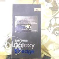 Samsung Galaxy s7 EDGE with vip warranty one line
