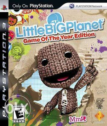 Little Big Planet (Game of the year edition) - PS3