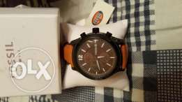 New men Fossil watch