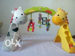Fisher price for toddler and babyلعبه اطفال