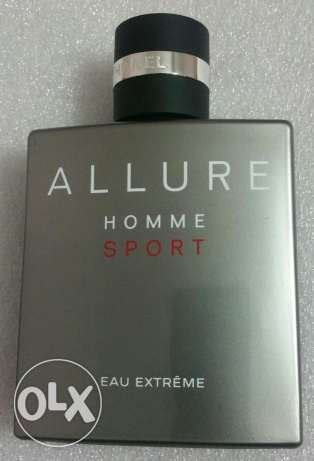 Channel ALLURE homme sport EAU extreme EDT. حدائق الاهرام -  1