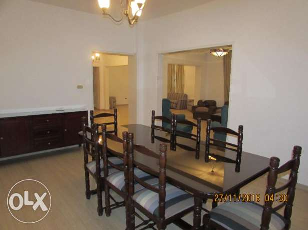 for Rent flat furnished 3 rooms 3 bathroom in very cool sriat maaid المعادي -  8
