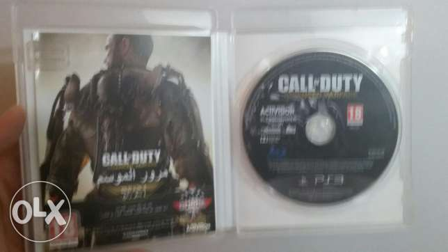 Call of duty like new ps3 مترجمه للعربيه 6 أكتوبر -  3