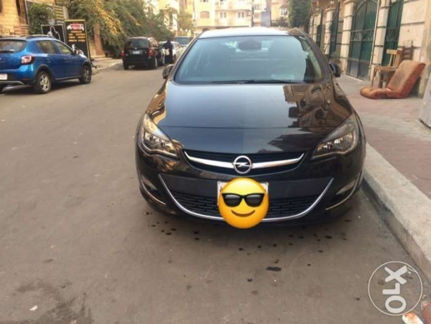 opel astra cosmo 2015