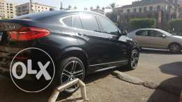 BMW X5 2015 Silver color
