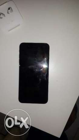 I phone 7 plus (matte balck) مدينة نصر -  3