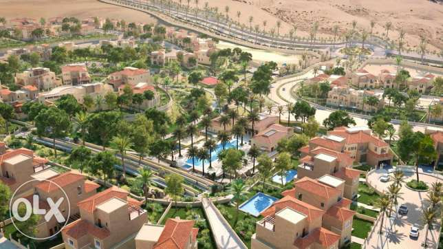 SIERRAS   UpTown Cairo   Apartment For SALE