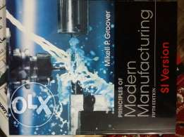 كتاب modern manufacturing (fifth edition(
