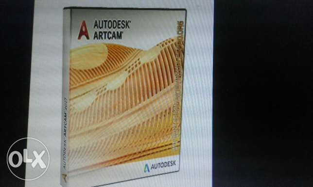 Art cam 2017 (Autodesk product ) المعادي -  1