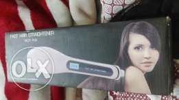 Fast Hair straightener 230° C