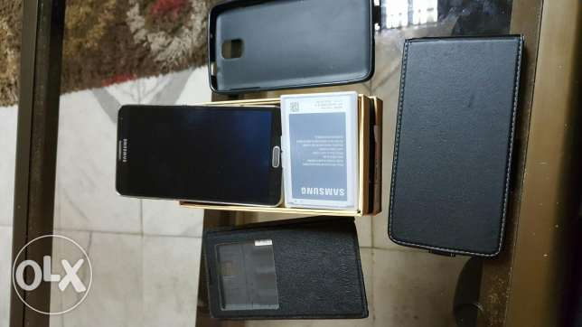 Note 3 very good condition extra battery 3 covers with original pack مدينة نصر -  1
