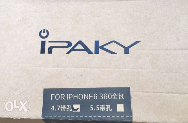 ipaky 360 for iphone 6 and 6s بنها -  1