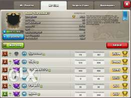 clash of clans clan level 9-10