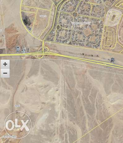 Hospital land for sale in Badr City