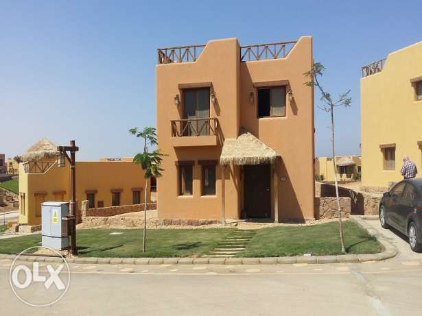 Villa For Sale in Mountain View 1 Ein Sokhna العين السخنة -  2