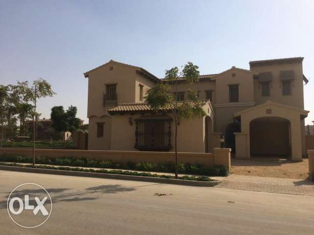 Villa 500 | fully finished | for sale | Mivida compound القاهرة الجديدة -  1