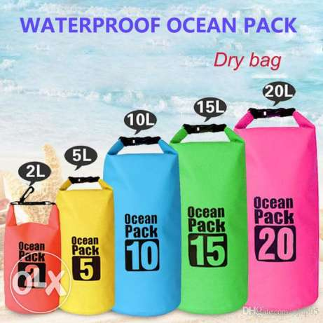 OceanPack waterproof bag