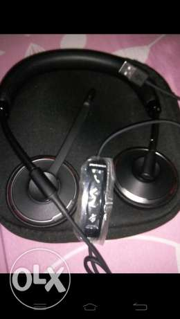 Headphone plantronics c520