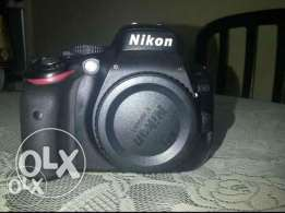 Nikon 5100 with all things
