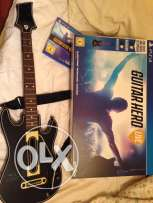 Guitar Hero live bundle for PS4