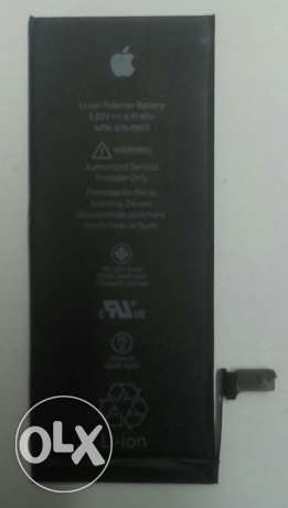 Iphone6 original battery.