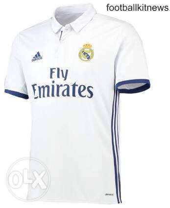 New Real Madrid Original T-shirt