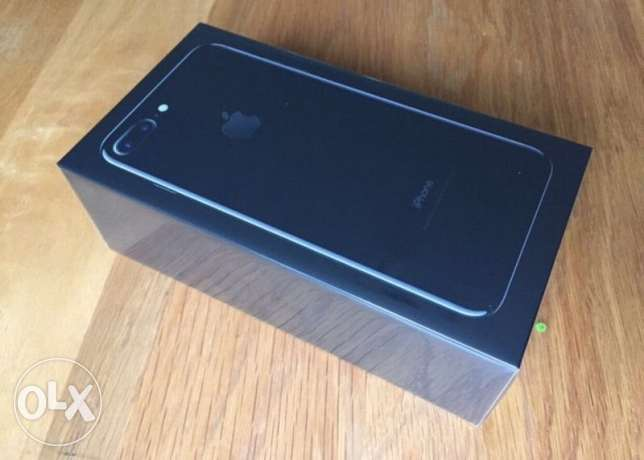 iPhone 7 , 128GB , jet black , facetime المهندسين -  1