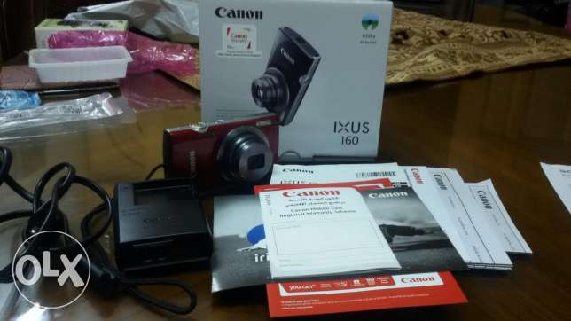 Canon digital camera LXUS 160 ميت غمر -  6