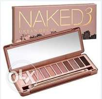 NAKED 3 12 Color Eyeshadow Palette