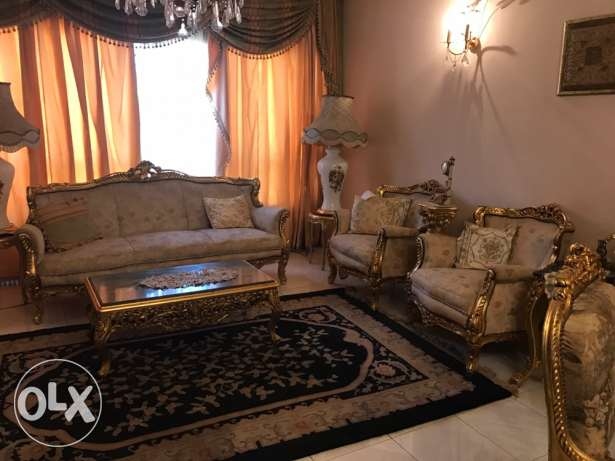 Cozy & bright flat in a quite location at 6 district / Nasr City