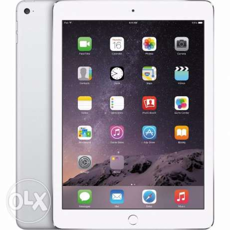 New iPad Air 2 WiFi ONLY 128 GB