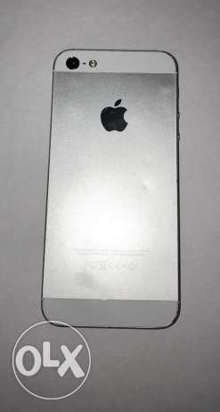 iPhone 5 32Gb Silver 6 أكتوبر -  2
