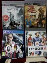 العاب ps3 original games