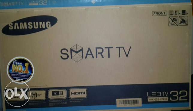 Tv samsung 32 smart series4