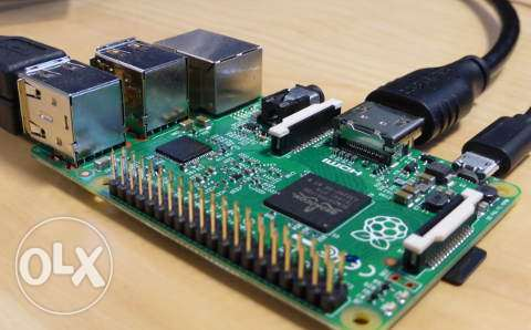 Raspberry Pi 2 Model B - WIPI DONGLE WIFI