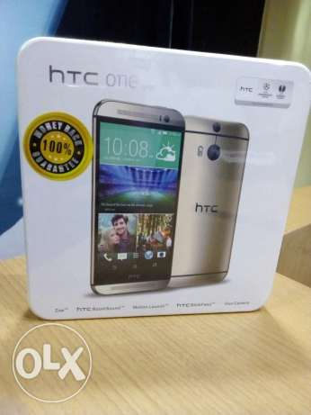 Htc One m8 / 32g / original / جديد