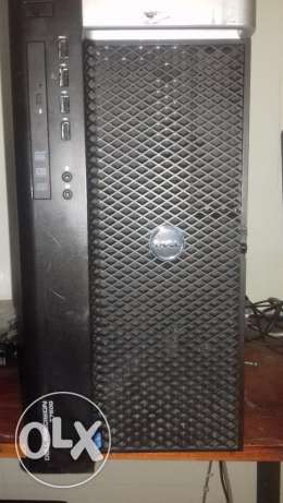 Work station DELL T7600