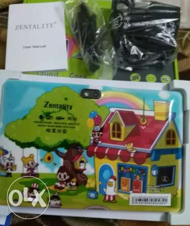 اZentality 7 Quad-Core internet Tablet مدينة بورفؤاد -  6