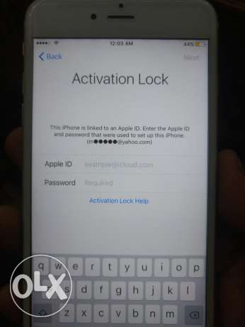 Iphone 6s plus 64g with box locked cloud clean yahoo