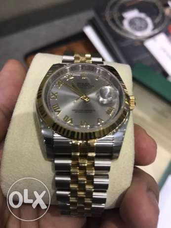 Rolex female datejust medium size القاهرة الجديدة -  3