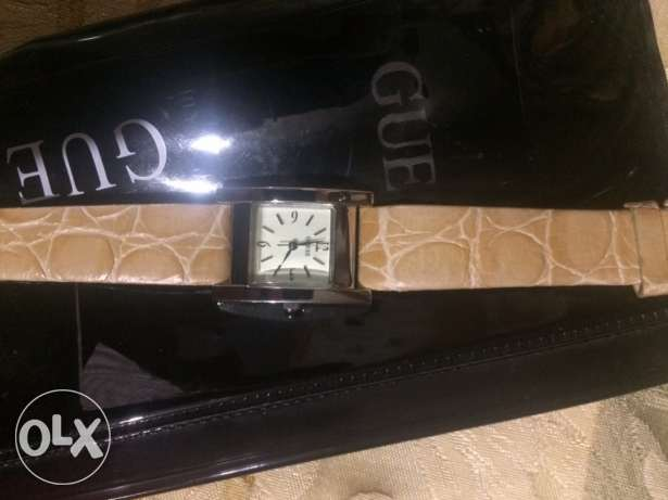 Original guess women's watch from usa القاهرة الجديدة -  1