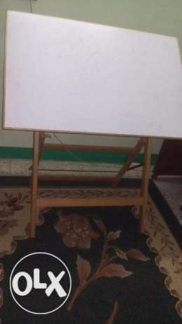 تربيزه رسم هندسي / Drawing table