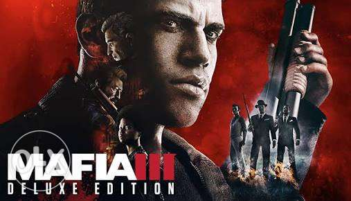 Mafia 3 Pc +Original Steam Code