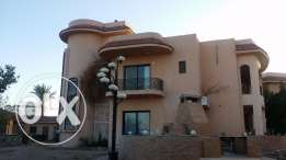 Villa for sale in Compound near El Gouna.