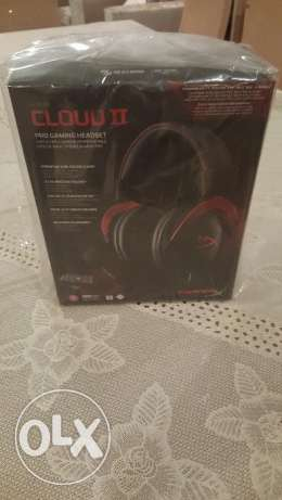 hyper X cloud 2 (Brand new) cased