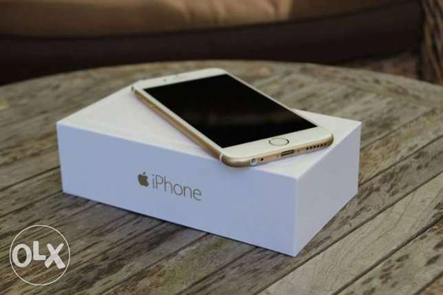 IPhone 6 (64)g new