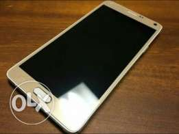 Note 4 gold
