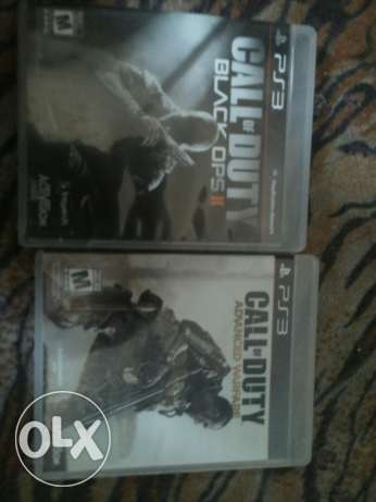 COD Black Ops 2 .COD Advanced warfare