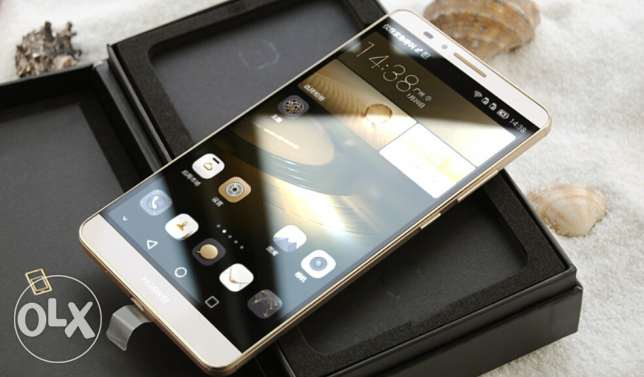 Huawei Mate 7 (32 GB) (Used 20 days -Excellent condition, free items)